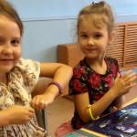 Наши первые дни в школе!