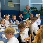 1 сентября — День Знаний! Восточка приняла новых учеников.